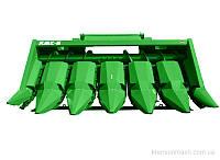 Жатка для уборки кукурузы к комбайнам: КЗС-9-1 «Славутич» КМС-6