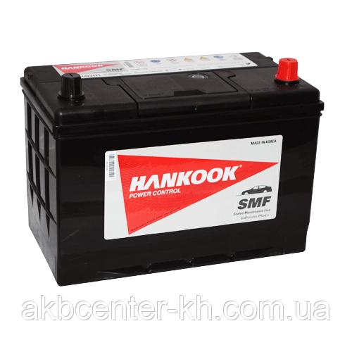 Автомобильный аккумулятор HANKOOK 6СТ- 95А2 830А R