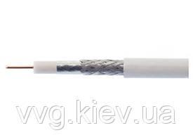 Коаксиальный кабель F660 BV белый Одескабель