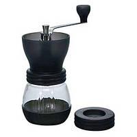 Кофемолка японская, профессиональная, Hario Ceramic Coffee Mill Skerton+PLUS (Скиртон+ПЛЮС),керамические ножи, фото 1