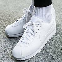 Оригинальные кроссовки Nike Classic Cortez Leather (749571-111)