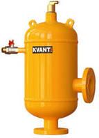 Воздухоулавливатель угловой KVANT DisAir FF фланцевый