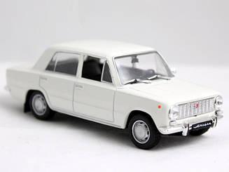 Модель Автолегенды (DeAgostini) №27 ВАЗ-2101 Жигули (1:43)