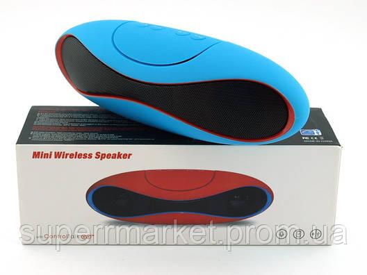 Beats s71 Ellipse копия, блютуз колонка, синяя, фото 2