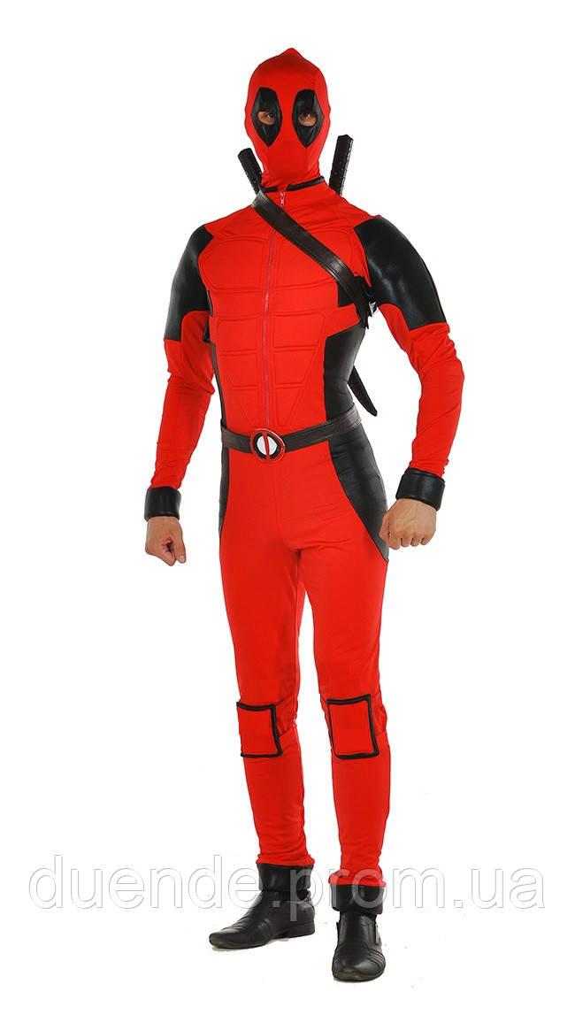 Дэдпул карнавальный костюм мужской Deadpool / BL - ВМ241