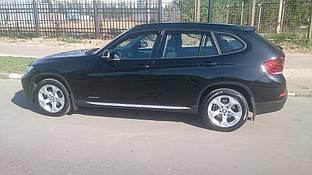 Дефлекторы окон (ветровики) BMW X1 (E84) 2009