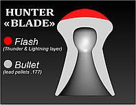 Светошумовые пули для пневматики Hunter «Blade» (190 шт.), фото 1