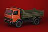 Модель Автолегенды СССР Грузовики (DeAgostini) №31 МАЗ-5551 масштаб 1:43, фото 2