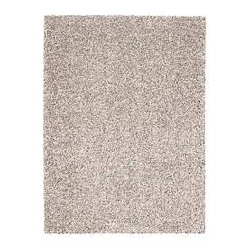 IKEA, VINDUM, Ковер, длинный ворс, белый, 170x230 см (50344986)(503.449.86) ВИНДУМ ИКЕА
