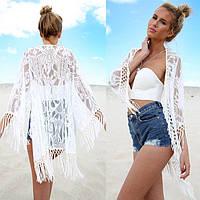 ef7596e2556 Пляжные женские туники и накидки в категории пляжная одежда и парео ...