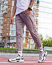 Спортивные штаны мужские серые бренд ТУР модель Кейдж (Cage) размер S, M, L, XL, фото 2