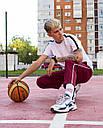 Спортивные штаны мужские бордовые бренд ТУР модель Кейдж (Cage) размер S, M, L, XL, фото 3