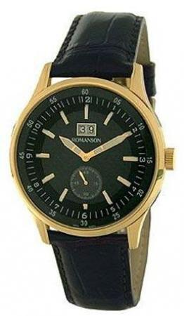 Часы Romanson TL4131BMG BK