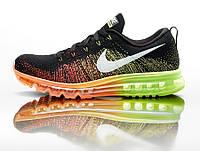 Кроссовки мужские Nike Air Max Flyknit 2014 black