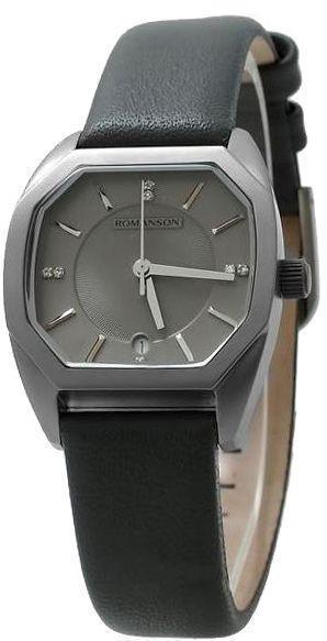 Часы Romanson TL1247LWH GR