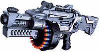 Бластер Blaze Storm с мягкими пулями ZC7075, фото 1
