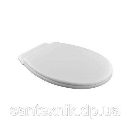 Сиденье с крышкой (SD-11) для унитаза, фото 2