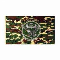Флаг Airborne Mess Camo (Crest)