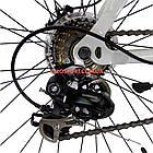 """Горный велосипед Crosser Faith 29 дюймов 22"""" белый, фото 3"""