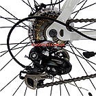 """Копія Горный велосипед Crosser Faith 29 дюймов 22"""" белый, фото 3"""
