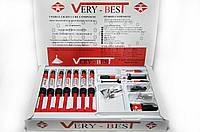 Very-Best (Вери Бест), набор 7 шприцов, фотополимерный материал, Denstal