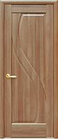 Дверное полотно Прима Глухое Золотая ольха