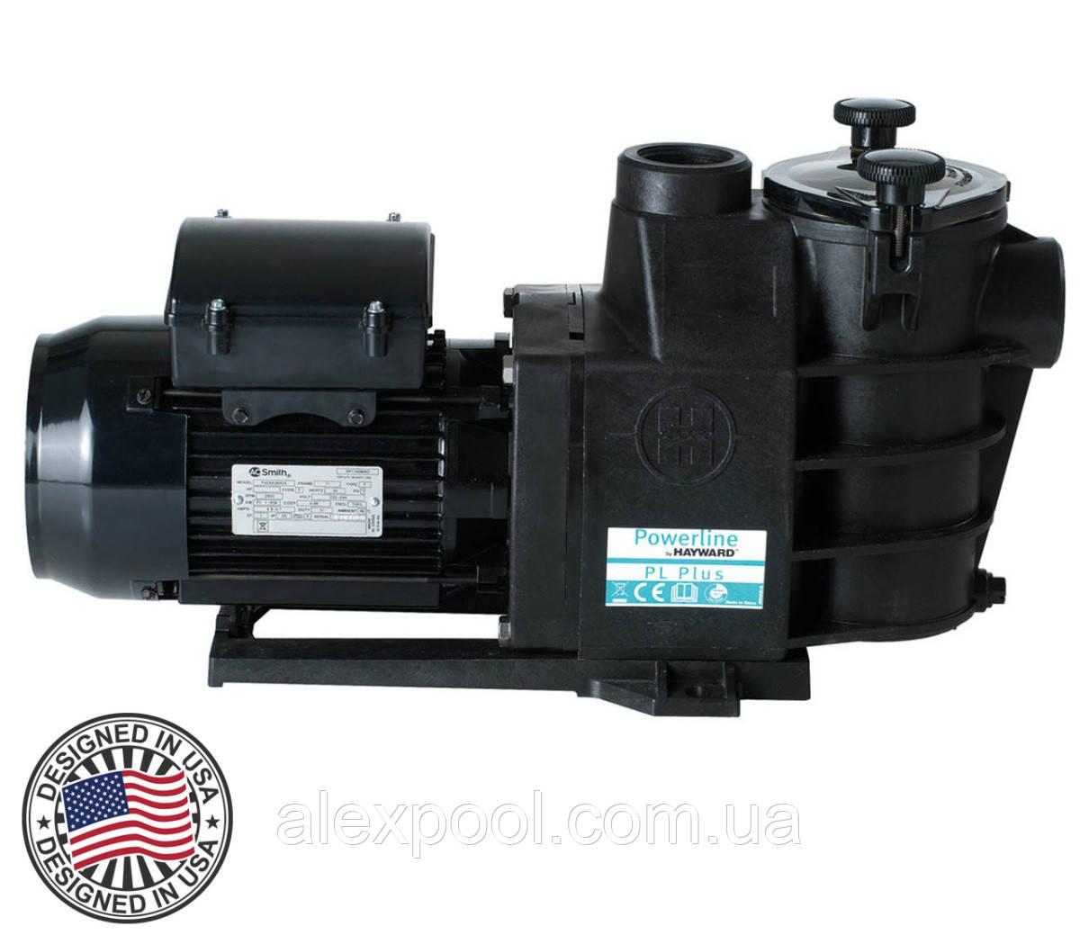 Насос Hayward PL Plus 81032 (220В, 14 м³/час, 1HP)