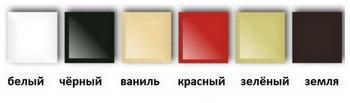цветовая гамма по кухне Бьянка