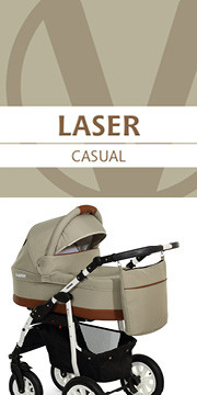 Коляска 2 в 1 Verdi Laser