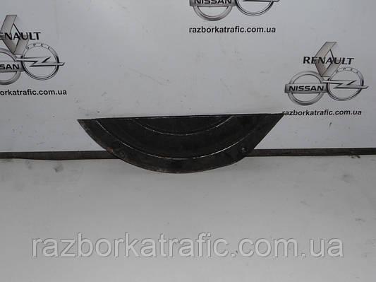 Защита маховика 2,5 на Renault Trafic, Opel Vivaro, Nissan Primastar