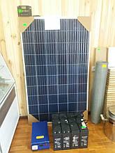 Солнечные батареи 24 В