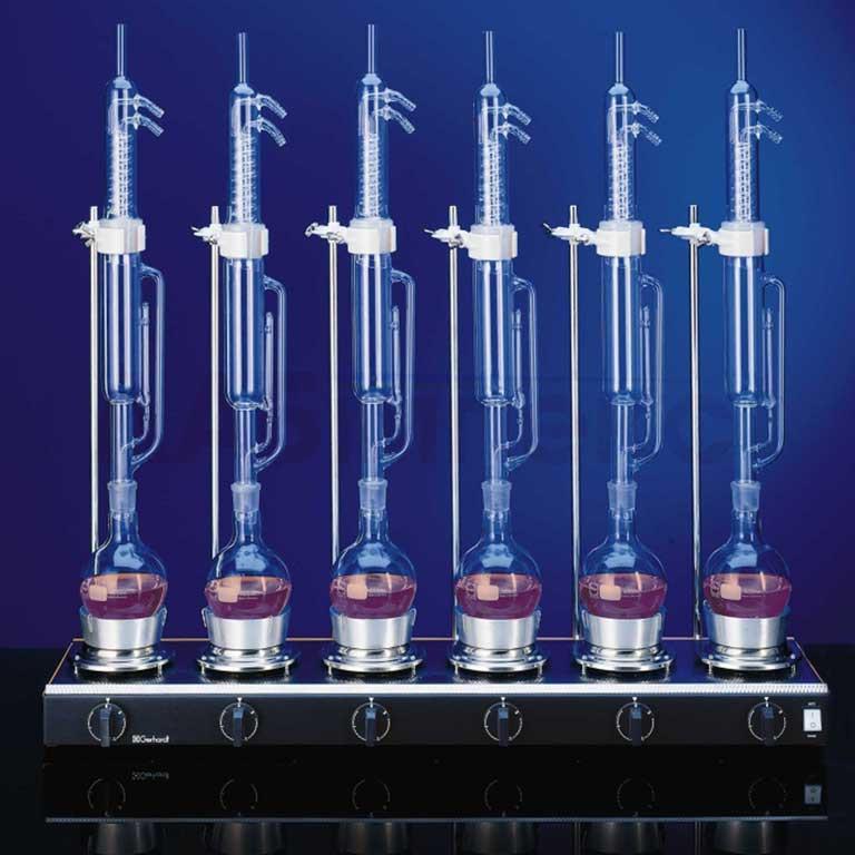 Прибор для экстракции жира EV16 (классический)