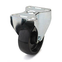 Колеса с неповоротным кронштейном, диаметр 200 мм, нагрузка 300 кг, Фрегат 70 10 200 СТ (Термостойкая фенольная смола)