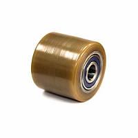Фрегат: ролик для гидравлической тележки Фрегат 80 70-50 ШФ, диаметр 70 мм, нагрузка 300 кг (Ролики для гидравлическиx тележек)