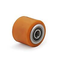 Ролик для гидравлической тележки, диаметр 82 мм, нагрузка 650 кг, Фрегат 80 82-90 ПТ (Ролики для гидравлическиx тележек)