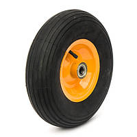 Пневматические колеса, диаметр ~330 мм, нагрузка 90 кг, Фрегат 82 4-00-6 ШК (Колеса пневматические)