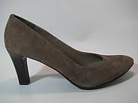 Замшевые женские туфли ТМ Камея