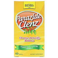 Natural Balance, Parazide Clenz, 60 таблеток