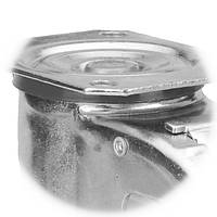 Кронштейны Фрегат k 30 250, диаметр 250 мм, нагрузка 300 кг () с площ. и торм.