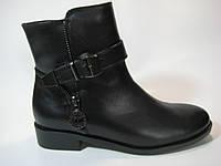 Кожаные женские ботинки ТМ Lonza, фото 1