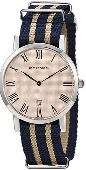 Часы Romanson TL3252UUWH RG