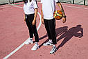 Спортивные женские штаны черный Cage S, M, L, XL, фото 4
