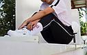 Спортивные женские штаны черный Cage S, M, L, XL, фото 2