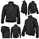 Куртка демисезонная soft shel черная   PLUS  MIL-TEC Германия, фото 6