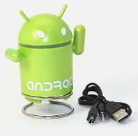 MP3 Колонка Android Robot Андроид Робот, фото 1