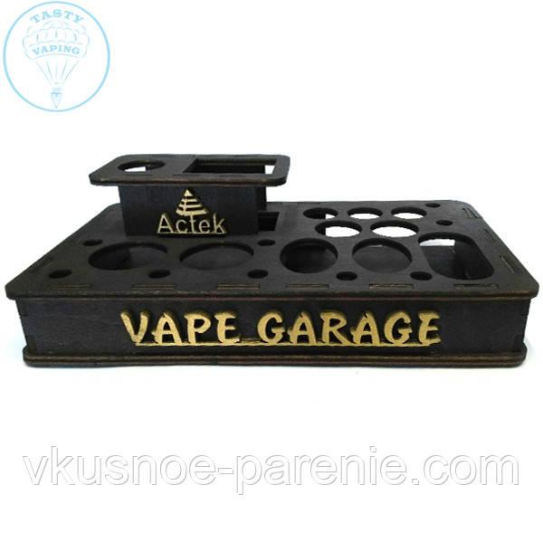 Подставка под Баки/Моды/Жидкости/Дрип типы VAPE GARAGE по лучшим ценам в  магазине