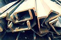 Швеллер стальной сортамент