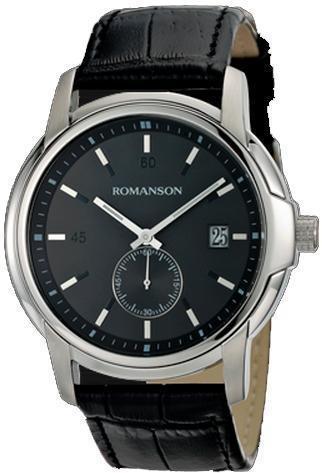 Часы Romanson TL2631JMWH BK