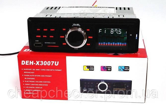 Автомагнитола MP3 с Евро Разъёмом DEH X 3007 U