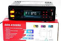 Автомагнитола MP3 с Евро Разъемом DEH X 3009 U, фото 1